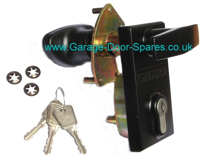 Garador MK3c Mk4 T handle lock assy Garage door spares