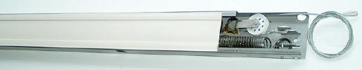"Overhead spring unit for Garador Mk3, type S/S & pre 1999 type ""C"" canopy doors"