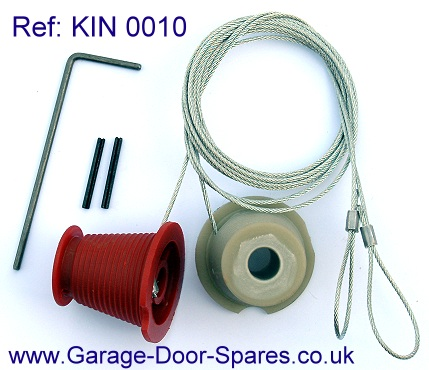king garage doorSpare parts for King garage doors
