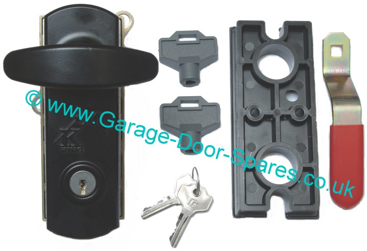 Spare parts for King garage doors